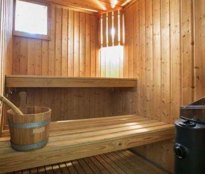 Vakantiehuis Den Haag: Bungalow met sauna type K7A 7-personen