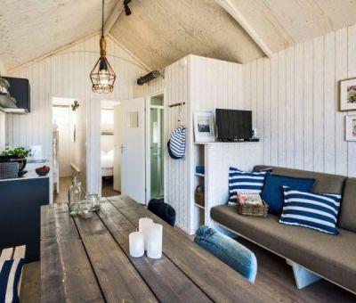 Vakantiehuis Den Haag: Haagse Strandhuisjes 5-personen