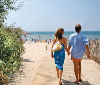 Vakantiewoningen huren in La Grande Motte, Languedoc Roussillon Herault, Frankrijk | appartementen voor 5 personen