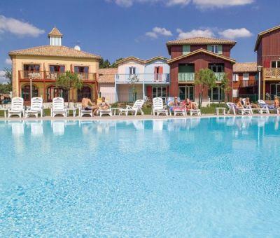 Vakantiewoningen huren in Le Teich, Aquitaine Gironde, Frankrijk | appartement voor 5 personen