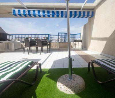 Vakantiewoningen huren in Patacona, Valencia, Valenciana, Spanje   appartement voor 4 personen