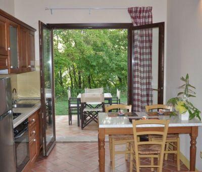 Appartementen huren in Capannoli, Toscane, Italie | vakantiehuisje voor 6 personen