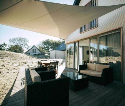 Vakantiehuis Ouddorp: Bungalow type Luxe 6-personen