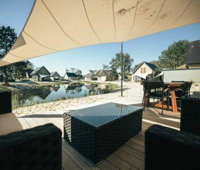 Vakantiehuis Ouddorp: Bungalow type Luxe 8-personen