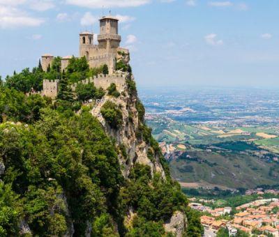 Vakantiewoningen huren in Cailungo San Marino, Emilia Romagna, Italie | vakantiehuisje voor 4 personen