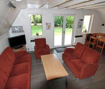 Vakantiehuis Gramsbergen: Bungalow type De Goudvink 6-personen