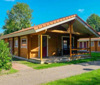 Vakantiehuis Gramsbergen: Bungalow type Oslo 4-personen