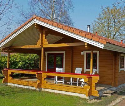 Vakantiehuis Gramsbergen: Bungalow type Stavanger 4-personen