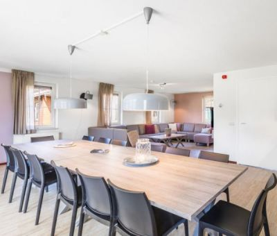 Vakantiehuis Weert: vrijstaande villa FV Comfort voor 14-personen