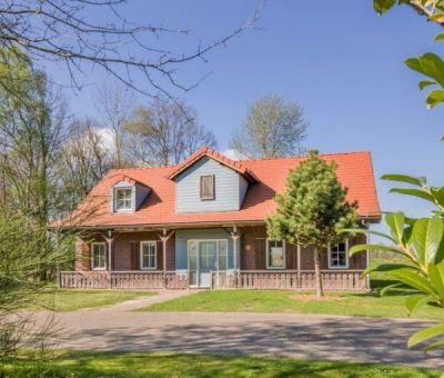 Vakantiehuis Weert: vrijstaande villa FV Comfort voor 18-personen