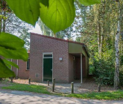 Vakantiehuis Weert: geschakelde bungalow WB voor 4-personen