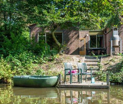 Vakantiehuis Weert: speciale kids bungalow WBJ voor 4-personen