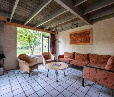Vakantiehuis Weert: geschakelde bungalow WF voor 6-personen