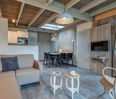 Vakantiehuis Weert: gerestylede bungalow WF Comfort voor 6-personen