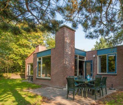 Vakantiehuis Weert: geschakelde bungalow WFL voor 6-personen