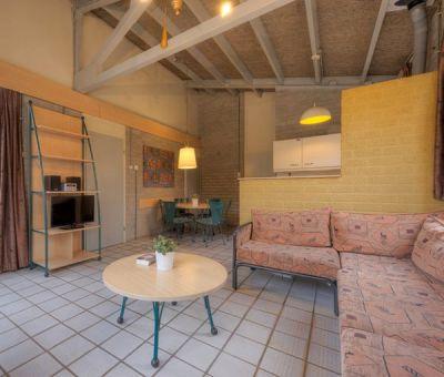 Vakantiehuis Weert: vrijstaande bungalow WV voor 6-personen