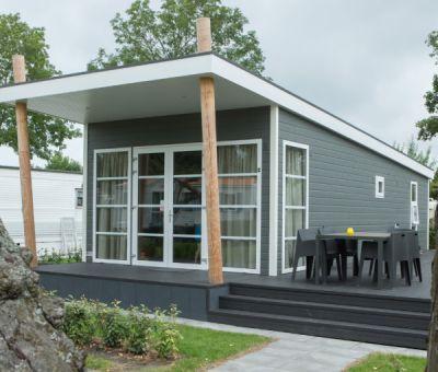 Vakantiewoningen huren in Echten, Drenthe, Nederland | luxe chalet voor 6 personen