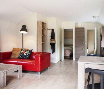 Vakantiehuis Assen: Chalet type CHV 4-personen