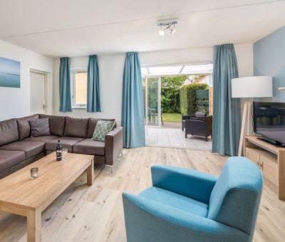 Vakantiehuis Breskens: Bungalow type PLEV Comfort 8-personen