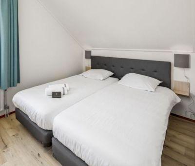 Vakantiehuis Breskens: Bungalow type SAS Comfort 6-personen
