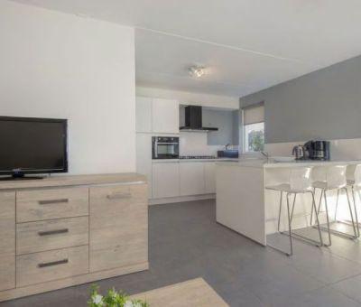 Vakantiehuis Breskens: Bungalow type SCHE Comfort 6-personen