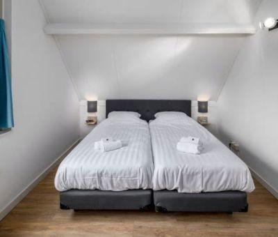 Vakantiehuis Breskens: Bungalow type ZWIL Comfort 6-personen