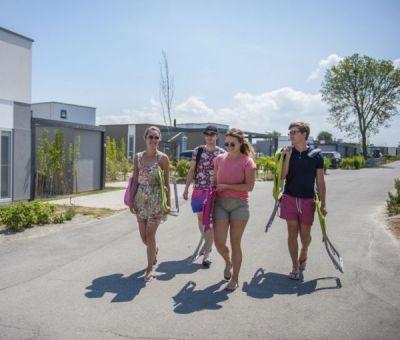 Vakantiehuis Breskens: Lodge 6B 6-personen