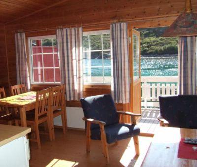 Vakantiewoningen huren in Somna, Nordland, Noorwegen | vakantiehuisje voor 5 personen