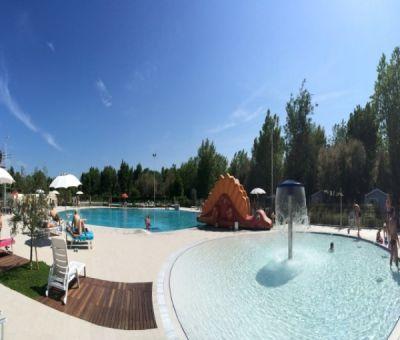Vakantiewoningen huren in Lido di Pomposa,  Emilia Romagna, Italie |  mobilhomes voor 4 personen