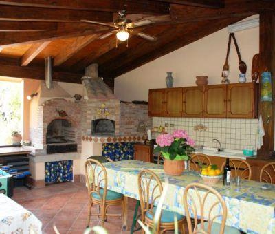 Vakantiewoningen huren in Gaggi, Sicilië, Italie   villa voor 6 personen