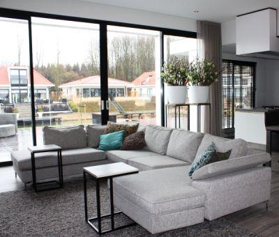Vakantiehuis Zeewolde: Luxe Villa 6-personen