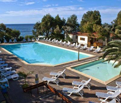 Vakantiewoningen huren in San Remo, Ligurië, Italie | bungalow voor 5 personen
