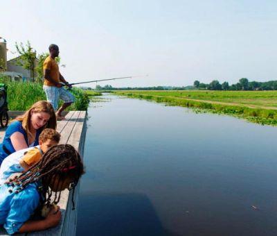 Vakantiewoningen huren in Noordwijkerhout, Zuid Holland, Nederland | Comfort Bungalow voor 4 personen