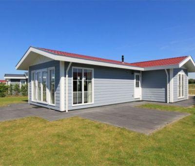 Vakantiehuis Arnemuiden, Veere: Chalet type Cottage Comfort 4-personen