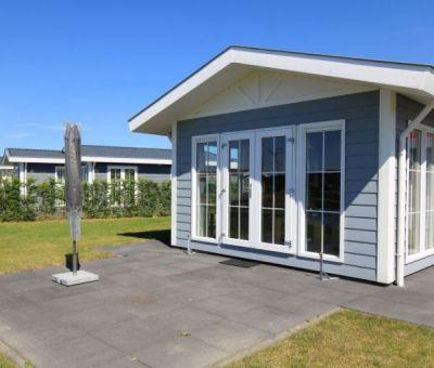 Vakantiehuis Arnemuiden, Veere: Chalet met sauna 4-personen