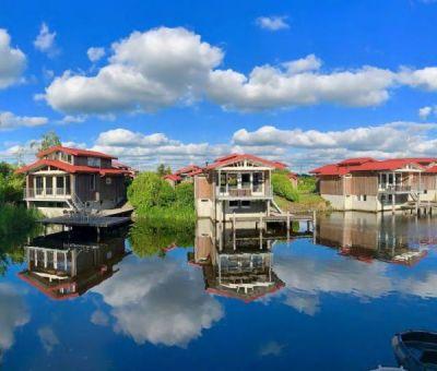Vakantiewoningen huren in Noardburgum, Friesland, Nederland | Luxe vakantiehuis voor 10 personen