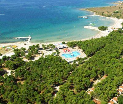 Vakantiewoningen huren in Zaton / Nin, Dalmatie - regio Zadar, Kroatie | stacaravan voor 6 personen