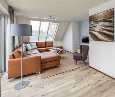 Vakantiehuis Scharendijke: Luxe villa type E Comfort voor 6 personen