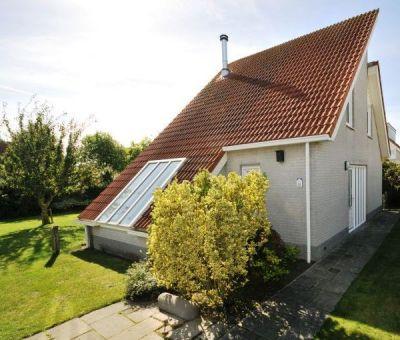 Vakantiehuis Scharendijke: luxe villa type BL6 voor 6 personen