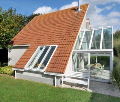 Vakantiehuis Scharendijke: luxe villa type BL8 voor 8 personen