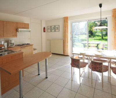 Vakantiehuis Scharendijke: villa type E6 voor 6 personen