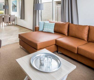 Vakantiehuis Scharendijke: Luxe kindervilla type EK Comfort voor 6 personen