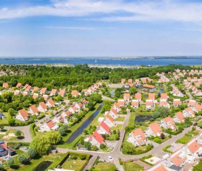 Vakantiehuis Scharendijke: Villa type Z4 voor 4 personen