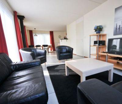 Vakantiehuis Scharendijke: Luxe kindervilla type ELK voor 6 personen
