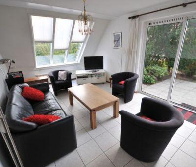 Vakantiehuis Scharendijke: Luxe Villa type ZL4 voor 4 personen