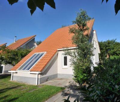 Vakantiehuis Scharendijke: Luxe Villa type ZL5 voor 5 personen