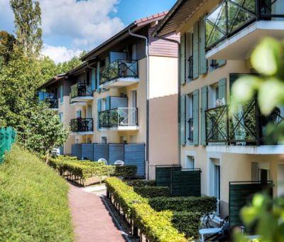 Vakantiewoningen huren in Divonne Les Bains, Rhône-Alpen Ain, Frankrijk   appartement voor 2 personen