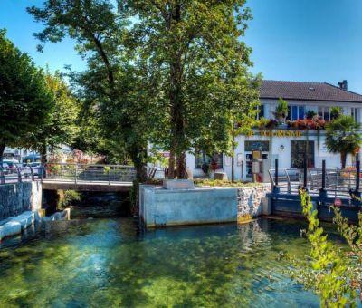 Vakantiewoningen huren in Divonne Les Bains, Rhône-Alpen Ain, Frankrijk | appartement voor 2 personen