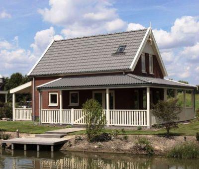 Vakantiewoningen huren in Simonshaven, Zuid-Holland, Nederland | Luxe villa voor 6 personen