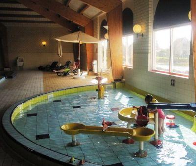 Vakantiehuis Breskens: bungalow type ZWIN 6-personen